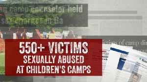 Hundreds of sexual abuse cases reported at children's camps across the country [Video]