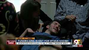 Hundreds gather in joy, support for Ethan Kadish [Video]