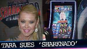 News video: Tara Reid Sues 'Sharknado' Producers for $100 Mill Over Slot Machines
