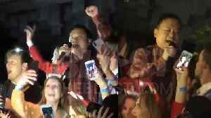 'American Idol' Star William Hung Resurrects 'She Bangs' for SantaCon [Video]