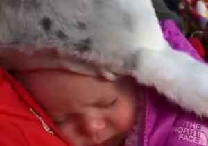 Napping Baby Unfazed by Roar of Crowd During Nail-Biting Chiefs Win [Video]
