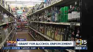 Tempe police working to stop drunk drivers [Video]