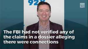 Comey Admits His FBI Didn't Bother To Corroborate Majority Of Dossierf [Video]