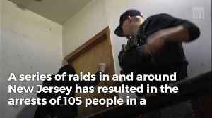 Massive Sting Operation Catches Over 100 Illegals Murderers, Ms-13, Wanted Criminals [Video]