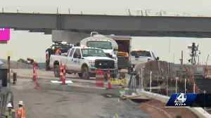 Highly traveled exit ramp expected to reopen soon [Video]