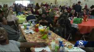 Hundreds of Thanksgiving meals served up in Monterey [Video]