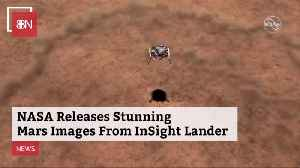 Check Out These Amazing Images From Mars [Video]