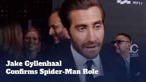 Jake Gyllenhaal In New Spidey Movie [Video]