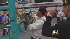 Regional Robotics Competition Draws Students From Four States [Video]