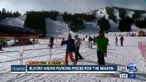 Eldora to start charging parking fees on peak days for cars with 2 or less passengers [Video]