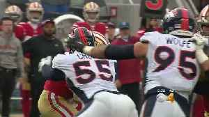Web Extra: Broncos Lose On The Road To 49ers [Video]