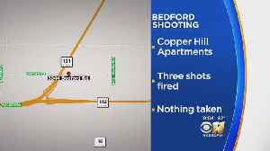 Woman Shot Outside Apartment In Tarrant County Believes She Was 'Targeted' [Video]