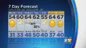 Anne Elise Parks' Weather Update [Video]