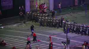 News video: Argentina's Libertadores' celebrations descends into violence