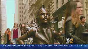 Fearless Girl Moving To NYSE [Video]