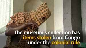 News video: Belgian museum tries to distance itself from its pro-colonial past