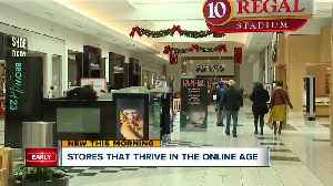 Stores that thrive in the online age [Video]