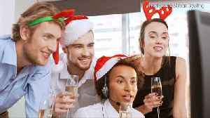 News video: 5 Ways to Make the Office Holiday Party Work For You