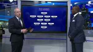 News video: Premier League Team of the Weekend