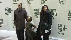 Full Video: Fearless Girl Finds New Home [Video]