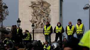 French Economy Slows From 'Yellow Vest' Protests [Video]