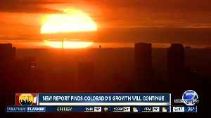 News video: New report finds Colorado's growth will continue