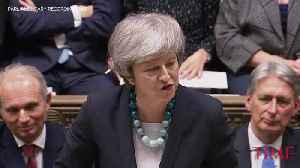 Expecting Huge Defeat, Theresa May Has Delayed A Crucial Brexit Vote [Video]