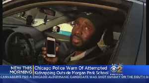 Man Tries To Abduct Children Outside Morgan Park High School [Video]