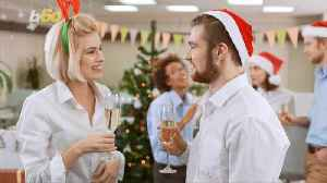 The 5 Things You Shouldn't Say at the Office Holiday Party [Video]