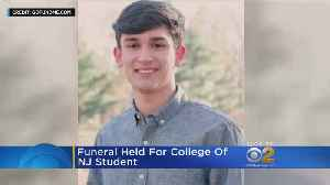 New Jersey Student Killed In Head-On Crash Laid To Rest [Video]