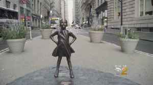 'Fearless Girl' Moves To New Location [Video]
