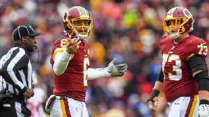 Redskins Are Being Negligent With Their Quarterback Situation [Video]