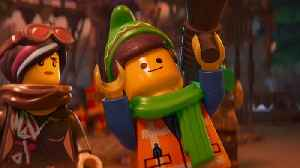 'The LEGO Movie 2': Featurette - Christmas Holiday Short [Video]