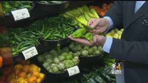 Fresh Grocer: Mild Green Peppers [Video]