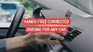 This device will transform any car into a connected car [Video]
