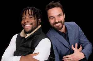 Jake Johnson & Shameik Moore Discuss Their Roles In