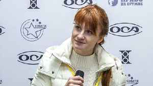 Accused Russian Spy Maria Butina Might Sign a Plea Deal [Video]