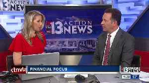 Financial Focus with Steve Budin on December 10