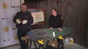 Philadelphia Fire Department Offers Christmas Tree Safety Tips [Video]