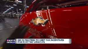 General Motors fighting to retain tax incentives after news of plant closures [Video]
