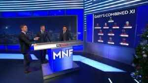 MNF combined XI: Liverpool v Man Utd [Video]