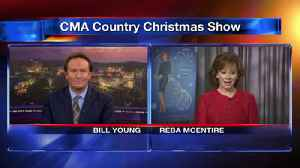 Reba McEntire hosts ABC's 2018 CMA Country Christmas [Video]