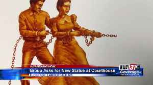 Group Asks for New Statue at Lauderdale County Courthouse [Video]