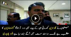 Pakistan is moving in the right direction: Fawad Chaudhry [Video]