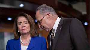 Nancy Pelosi & Chuck Schumer Have Meeting With Trump [Video]