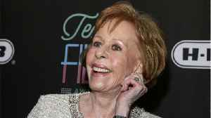 Carol Burnett To Get Golden Globes Lifetime Achievement Award [Video]