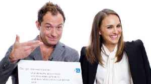 Natalie Portman & Jude Law Answer the Web's Most Searched Questions [Video]