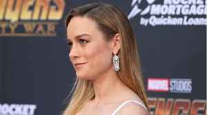 Brie Larson Is Confident Captain Marvel Can Lift Thor's Hammer [Video]