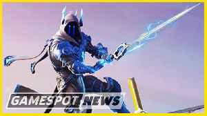 Fortnite Update 7.01 Adds Infinity Blade, Close Encounters, And More [Video]