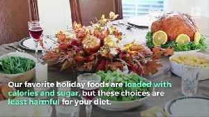 Which Holiday Food is Healthiest to Eat? [Video]